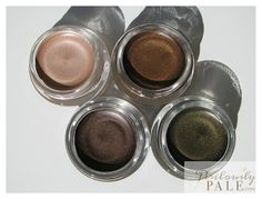 Maybelline Limited Edition Fall 2012 Color Tattoo Eyeshadows ~ Swatches, Photos, Review |Perilously Pale