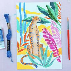 love print studio blog: Inspired by... Sun Lee