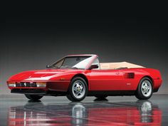1991 Ferrari Mondial t Cabriolet | The Don Davis Collection 2013 | RM AUCTIONS