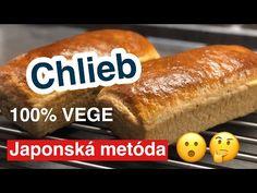 Celozrnný chlieb domáci. Japonská metóda. Vegánsky recept. - YouTube Hot Dog Buns, Hot Dogs, Bread, Youtube, Food, Basket, Meal, Brot, Eten