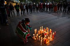 Seattle vigil held for victims of Kenya mall slayings | Picture This | The Seattle Times