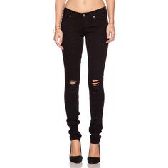 Cheap Monday Slim Skinny Denim ($79) ❤ liked on Polyvore featuring jeans, pants, bottoms, purple jeans, ripped skinny jeans, skinny leg jeans, slim fit jeans and super distressed skinny jeans