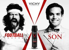 #idealizer #vichy #vichyhomme #soin #homme #rasage #barbe