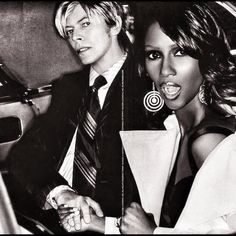 David Bowie & Iman Were Married For 23 Years