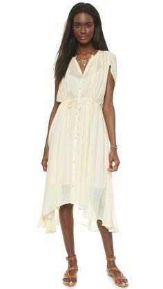 This Free People Sweet Talk Dress is perfect for a casual day in the city or music festival