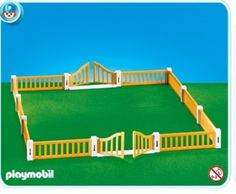 Playmobil Animal Nursery Enclosure by Playmobil. $13.89. This item is part of the Direct Service range. This range of products are intended as accessories for or additions to existing Playmobil sets. For this reason these items come in clear plastic bags or brown cardboard boxes instead of a colorful retail box.. Please Note: This item is part of the Direct Service range. This particular range of products are intended as accessories and / or additions to existing Playmobil...