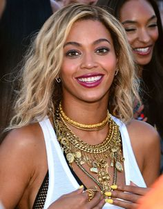 The Surprising Nail Polish Color of the Moment (Thanks in Part to Beyonce)
