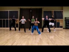 Zumba...Workout! :) for when i don't want to run on the tredmill