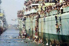 """nuestra aldea: LO QUE NOS OCULTAN EN LAS NOTICIAS, ESTO NO LO PUBLICAN LOS NOTICIEROS: """"Refugiados de Tripoli e outros locais do Norte de África para a Europa"""""""