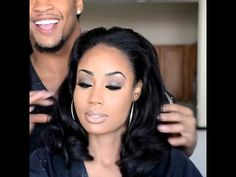 Makeup by anthonycuts - YouTube
