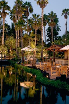 Barefoot Bar & Grill, a casual venue, honors Paradise Point's island roots, is a local favorite for its laid-back atmosphere and panoramic views of Mission Bay.