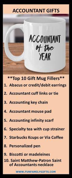 10 Accountant Gifts Ideas Accountant Gifts Gifts In A Mug Top 10 Gifts