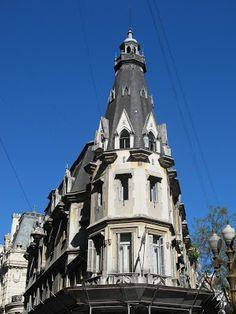 Edificios y Monumentos de Buenos Aires: Palacio Haedo :: Administración de Parques Nacionales