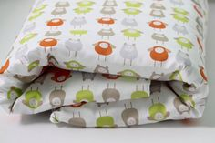 Baby Bedding  Crib Bedding  Duvet Cover  Toddler by tinytweets