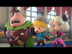 The Snack World Announcement Trailer