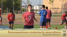 Entrenamiento de resistencia anaeróbica en fútbol Drill, Soccer, Sports, Resistance Workout, Hs Sports, Hole Punch, Futbol, Drills, European Football