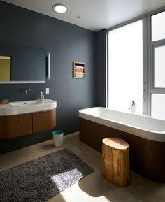badkamer-muur-zwart