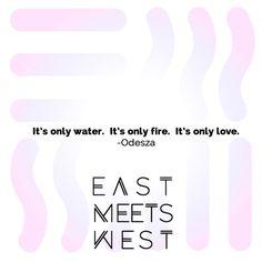 #eastmeetswest