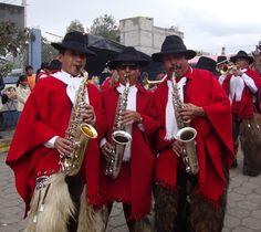 Chagra Fiesta: Machachi, Ecuador