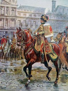 Military Art, Military History, First French Empire, French Army, Napoleonic Wars, American Civil War, Medieval, Painting, Greek History