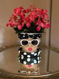Flower Pot Art, Clay Flower Pots, Flower Pot Crafts, Flower Diy, Summer Crafts, Fall Crafts, Crafts To Make, Diy Crafts, Clay Pot Projects