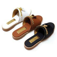 Sinsatree poorie poorie slipper shoes