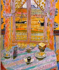 Pierre Bonnard, Normandie on ArtStack #pierre-bonnard #art
