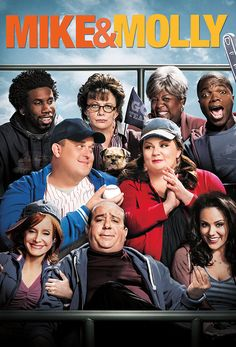 Mike & Molly. 2010. Channel 2.