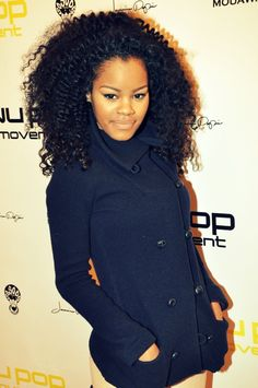 Hair Love <3. To learn how to grow your hair longer click here - http://blackhair.cc/1jSY2ux
