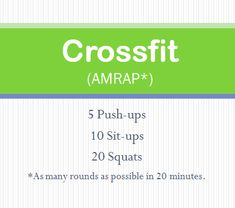 Crossfit (As many rounds as exertion Wods Crossfit, Crossfit At Home, Crossfit Motivation, Fit Board Workouts, Gym Workouts, At Home Workouts, Workout Exercises, Bum And Thigh Workout, Hotel Room Workout