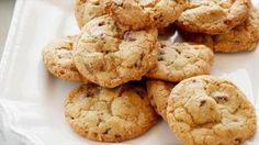 Get this all-star, easy-to-follow Hazelnut Chocolate Chip Cookies recipe from Giada De Laurentiis