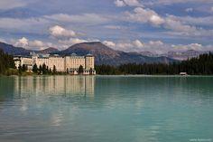 Lake Louise (Banff National Park) - IMG 0269 - Západní Kanada 2013