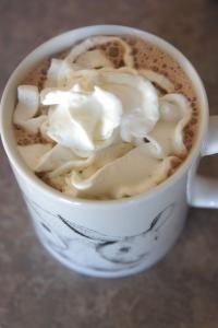 Coconut Nutella Latte on MyRecipeMagic.com