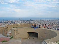 Bunker del Carmel Turo de la Rovira Barcelona