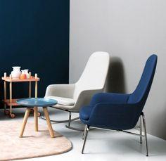 Via NordicDays.nl   New Normann Copenhagen   Era Lounge Chairs