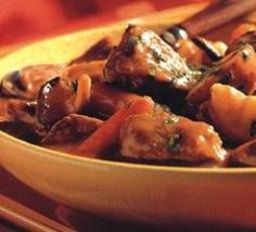 Irish Beef Stew with Guinness Stout