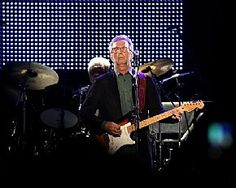 #EricClapton performs at his 70th Birthday Celebration at Madison Square Garden in NYC May 1. (Luiz C. Ribeiro/Invision/AP) #Pollstar