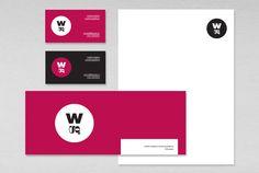 Corporate identity Web Studio, Corporate Identity, Branding, Visual Identity