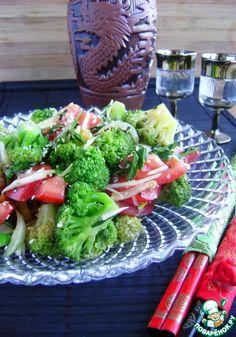 Салат с помидорами крабовыми палочками сыром перцем