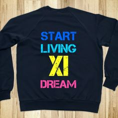 Maybe just living xi dream in our colors?