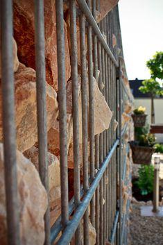 Sehr schöne Gabionenstein in Marmor Orange (Steinschlag) 30-60 mm 1000 kg (BigBag)
