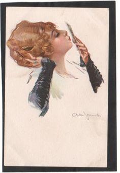 Amedeo Simonetti YA720 in Collezionismo, Cartoline, Illustratori   eBay
