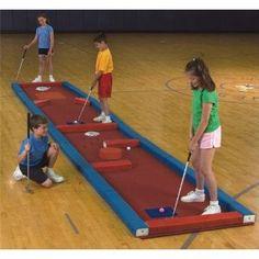 Complete Mini Golf System