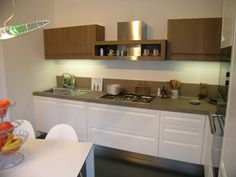 cucina One ernestomeda con elettrodomestici Neff - arredamenti ...