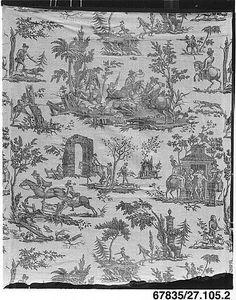 """The Metropolitan Museum of Art - """"La Chasse au Sanglier"""""""