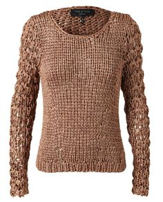 Chunky Knitted Sweater by RAG & BONE at Browns Fashion for £390.00£235.00