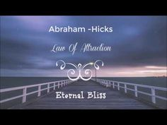 Abraham Hicks ~ Forget who you've been! 2016