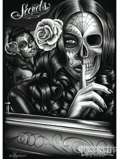 Lowrider Arte. David Gonzales