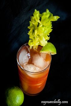 Tequila Bloody Mary - The Bloody Maria #cocktail #drink