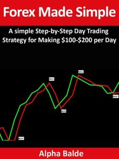 Forex Made Simple: A Step-By-Step Day Trading Strategy for Making $100 to $200 per Day This is a Step-by-Step forex Day Trading Strategy Guide to making $100 to $200 per Day.It is a short (19 pages) practical book that gets straight to the point. Forget